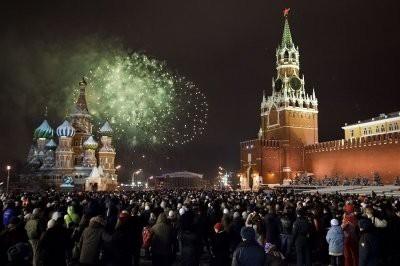 Программа мероприятий на Новый 2019 год в Москве