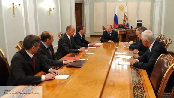 Совбез: на Россию в 2018 году оказывалось беспрецедентное давление, чтобы Москва сдала свои позиции