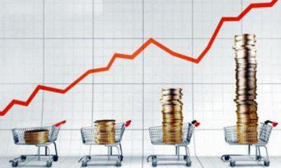 ЦБ спрогнозировал рост цен в 2019 году