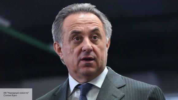 Мутко уходит с должности главы РФС