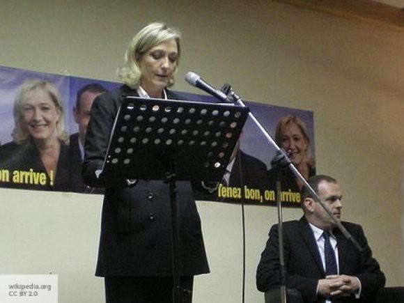 Угроза «Миротворца»: Марин Ле Пен приедет в Крым на ЯМЭФ