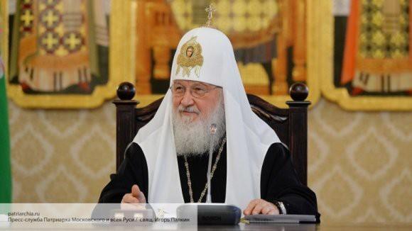Патриарх Кирилл заявил, что политики на Украине доведут верующих до духовной гибели