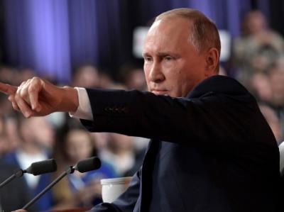 20 декабря состоится традиционная большая пресс-конференция Путина