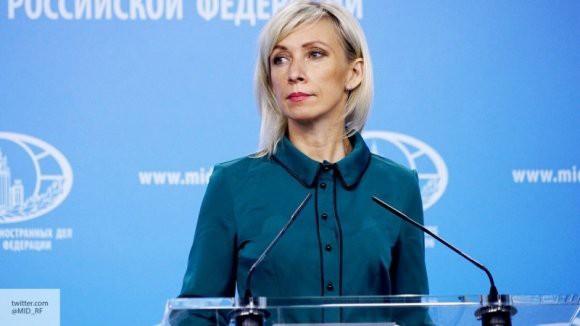 Мария Захарова: Северный поток-2 не отменяет транзит по другим каналам