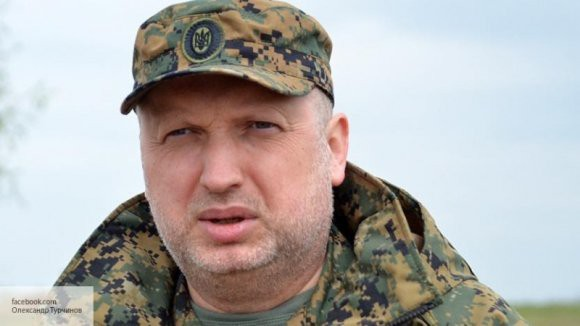 Турчинов: Украина не потеряла своих позиций в Азовском море