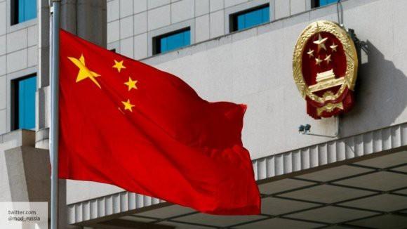 В МИД Китая высказались по поводу милитаризации космоса