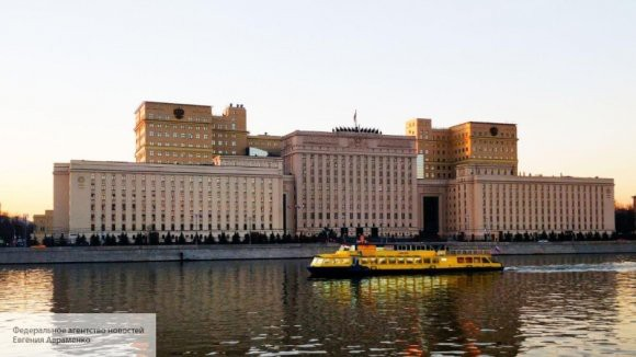 В Москве стартовал оперативный сбор руководящего состава ВС РФ
