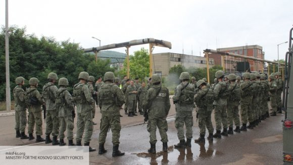 Косово готовится вступить в НАТО
