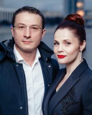 Екатерина Вуличенко родила второго ребенка