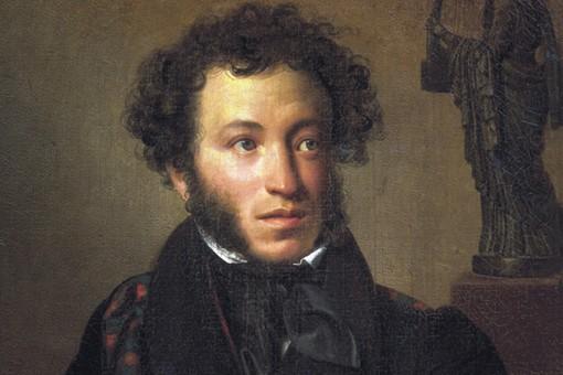 Под картиной Петрова-Водкина нашли неизвестный портрет Пушкина