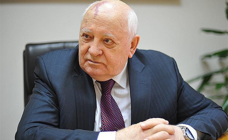 Горбачев ответил Путину по ракетам