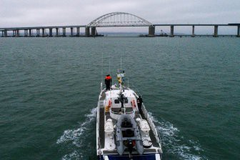 Украинские корабли снова готовятся к проходу через Керченский пролив