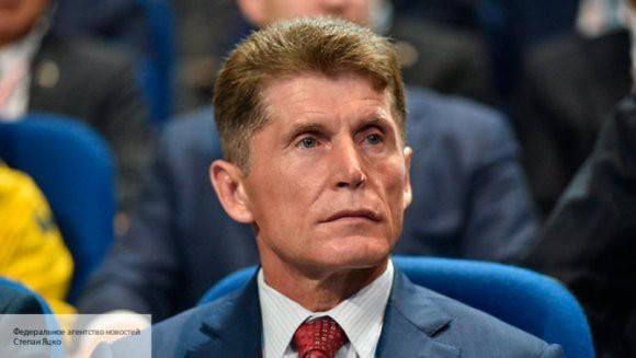 Олег Кожемяко официально стал губернатором Приморья