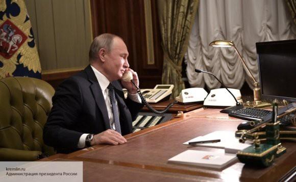 Дмитрий Песков рассказал, что у президента России нет мобильного телефона