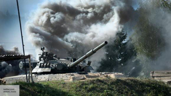 «Реактивный» танк Т-80БВМ сможет стрелять урановыми снарядами