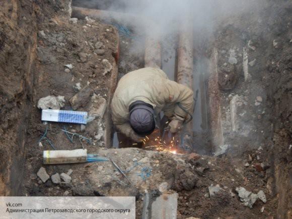 Житель Ульяновской области спас провалившегося в грунт слесаря