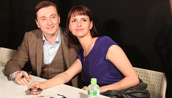 Сергей Безруков и Анна Матисон: развод с Ириной Безруковой, последние новости