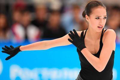 Загитова не пропустила первую тренировку перед чемпионатом России