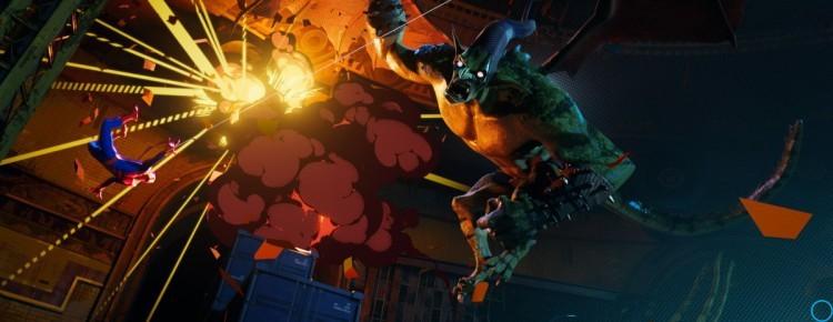 Человек-паук: Через вселенные 2018 — отзывы, премьера, рецензия, рейтинг