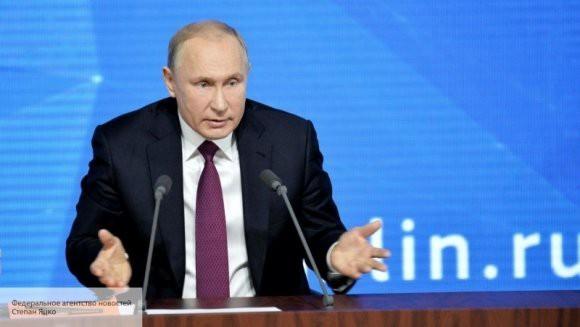 Путин: «Газ у нас не закончится, потому что газа у нас больше чем в мире в целом»