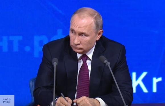 Путин рассказал о возможности обмена украинских моряков
