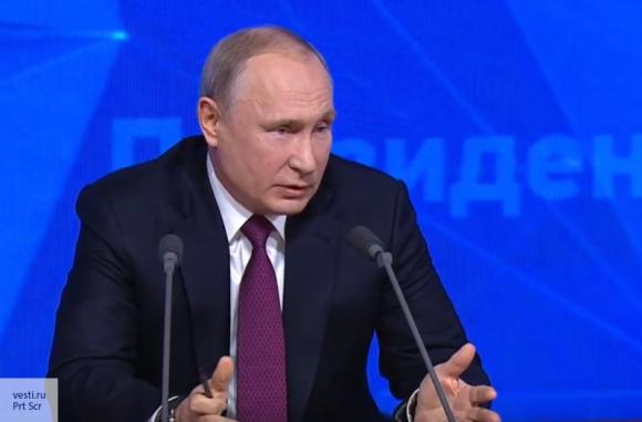 Путин о сельском хозяйстве: конкуренция сохраняется, но нет поводов для беспокойства