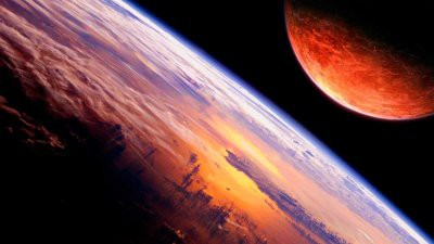 Конец Света близок: планета Нибиру показалась в небе Петербурга