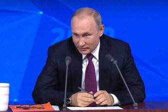 Владимир Путин ответил на вопрос о своей свадьбе