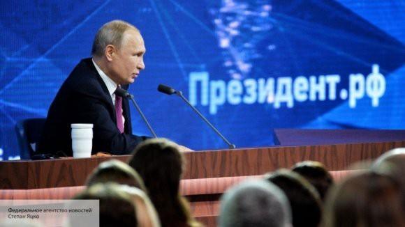 Путин рассказал США о главной цели России в мире