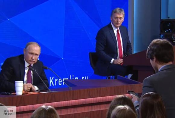 Путину задали вопрос о газификации страны и о работе «Газпрома» в целом