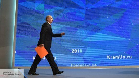 Путин ответил на вопрос о судьбе Владивостоке