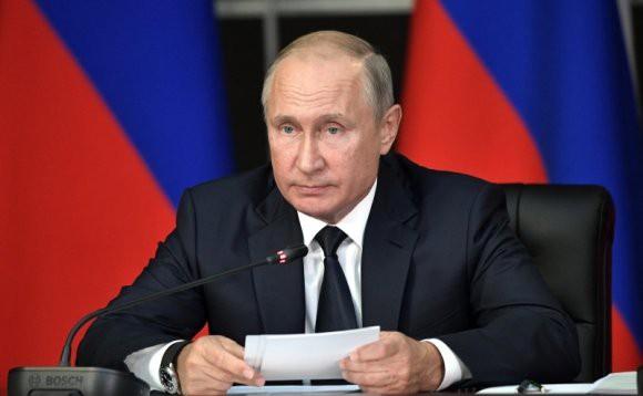 Президент России рассказал шутливую историю, связанную с защитой прав человека