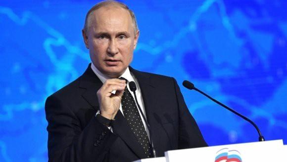 Путин рассказал о финансовой поддержкесоздания позитивного контента в Рунете