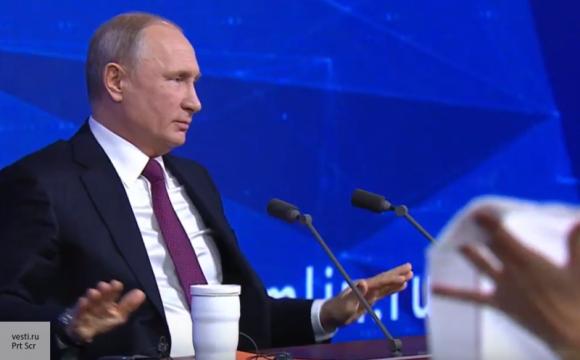 Путин о реакции украинских СМИ на задержание российских моряков: об этом они «не чирикают»