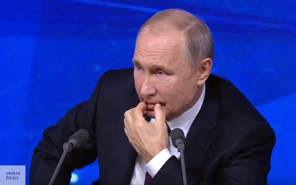 Владимир Путин назвал молодежь будущим России и опорой сегодняшнего дня