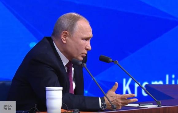 Владимир Путин: Если что-то не получается, виноваты все