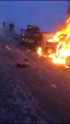 В ДТП на трассе Качар-Рудный погибли трое