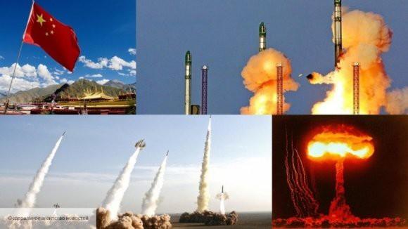 Китай провел испытания новой баллистической ракеты для ядерных боеголовок