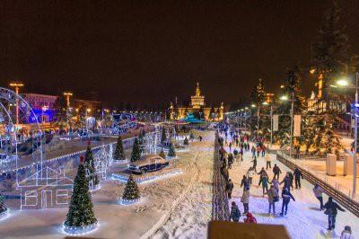 Синоптики рассказали, чего ждать на Новый год в Москве