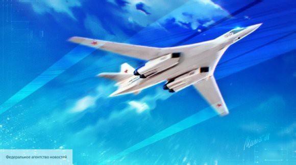 Войска России пополнятся модернизированными бомбардировщиками Ту-160М2