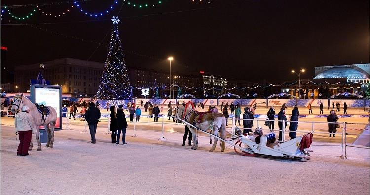 Новый год 2019 в Новосибирске - программа мероприятий, куда сходить, афиша
