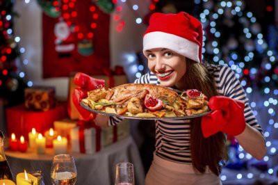 Диетолог рассказала, как встретить Новый год и не набрать лишние килограммы