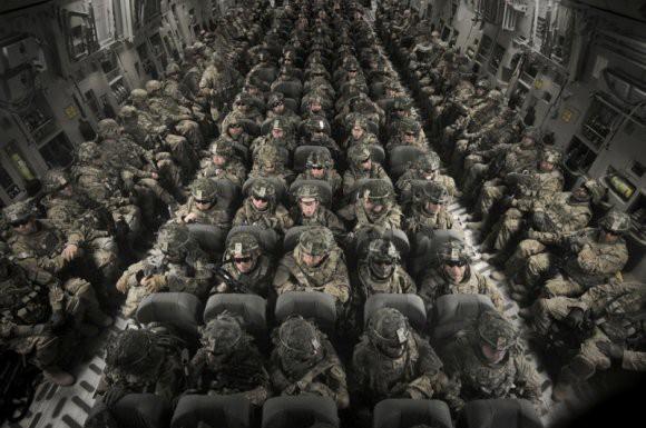 В Кремле прокомментировали намерение США вывести войска из Афганистана