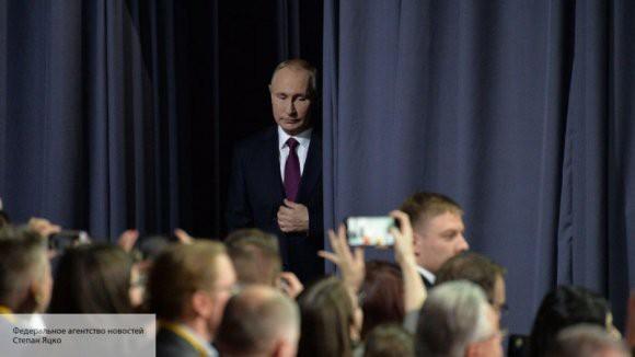 Широта охватываемых тем была впечатляющей: CBC о большой пресс-конференции Владимира Путина