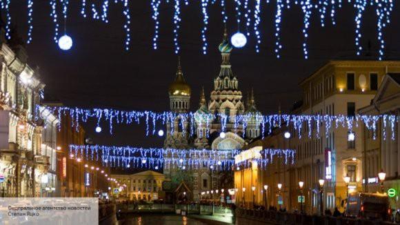 В КРТИ рассказали о пробках в Санкт-Петербурге перед новогодними праздниками