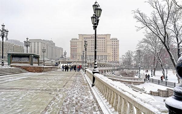 Погода в Москве и области в январе 2019: прогноз Гидрометцентра