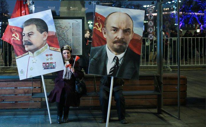 Россияне тоскуют по временам СССР