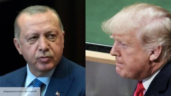 Эрдоган перенес операцию в Сирии после того, как поговорил с Трампом