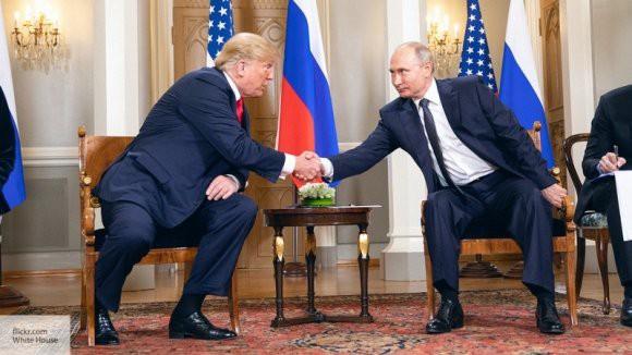 Политолог считает, что Трамп вступил в схватку с Путиным за Турцию