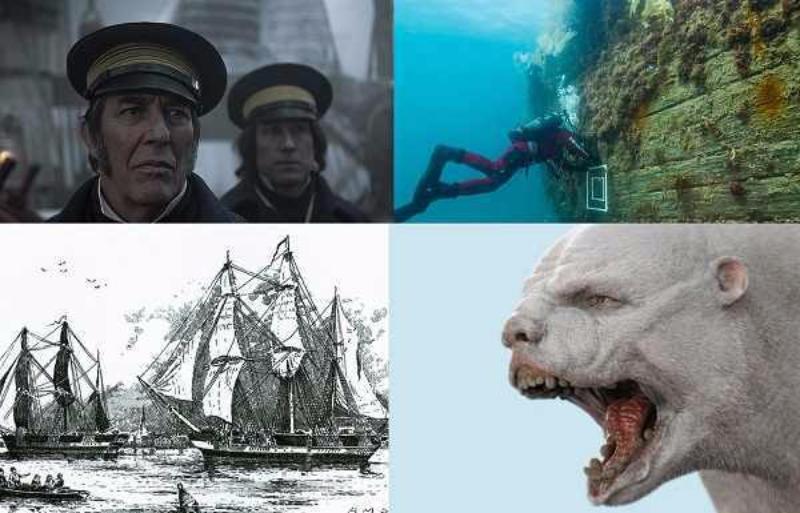 Инуиты: ученые разбудили страшное проклятие затонувших кораблей Франклина